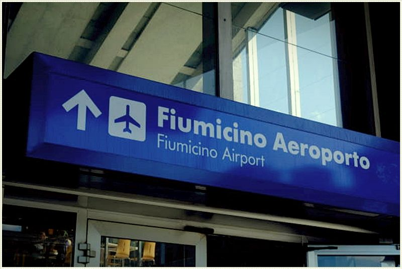 Rome International Airport. Fiumicino, known as Leonardo da Vinci, is Italy's primary international hub