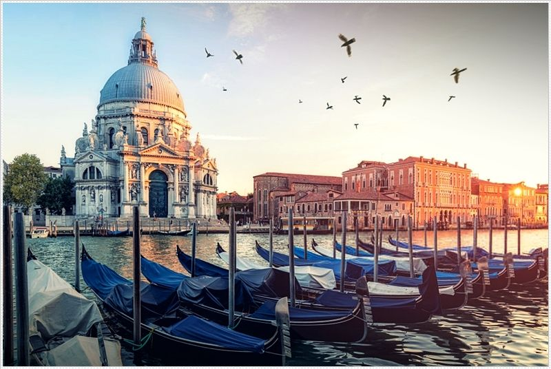 Venice. Are you losing sleep due to worry about an upcoming trip?
