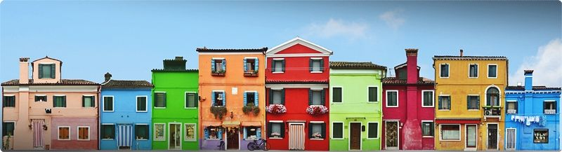 Burano. Great Venice Travel Tips That Put The Fun Back In