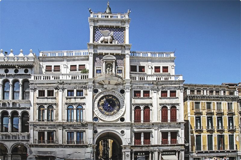 Clock Tower. Probably The Most Handy Venice Travel Recommendations Now Available