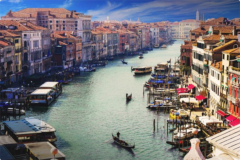 Grand Canal. Actions You Can Take To Make Your Next Venice Trip Worthwhile