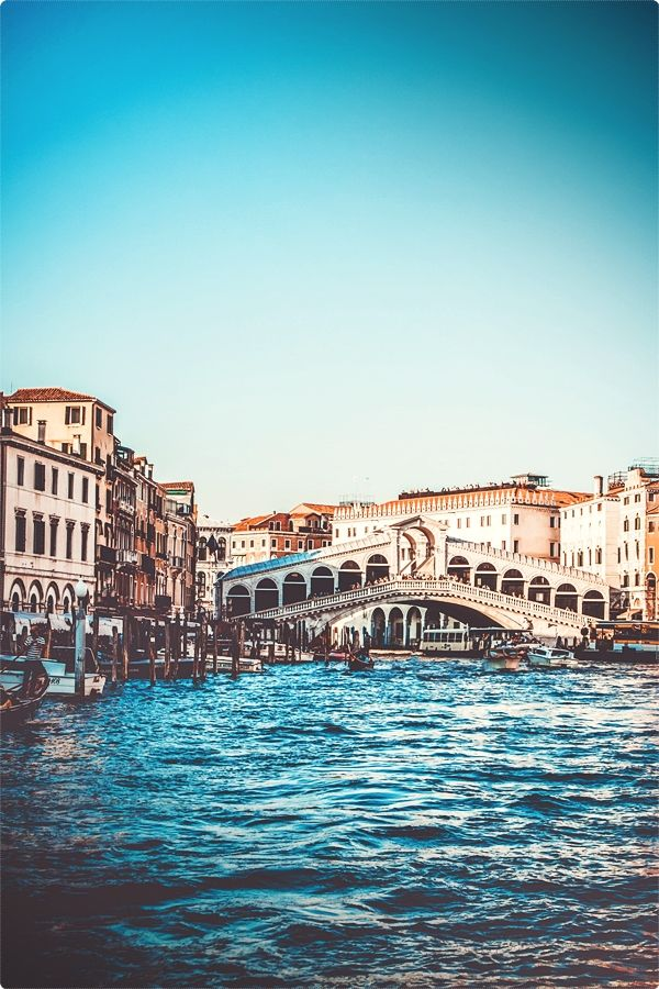 Rialto Bridge. Worthwhile Suggestions For Your Next Venice Holiday
