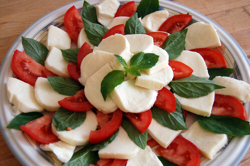 "Insalata Caprese. For those who love tomato and mozzarella salad, you are going to surely get it there. It is called ""Insalata Caprese"" named following the Island of Capri."