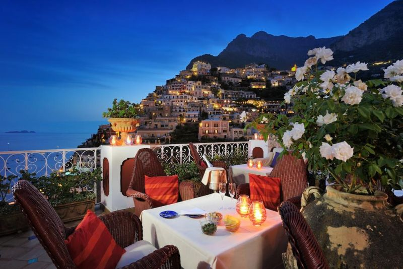 Le Sirenuse is a charming family owned hotel located in the heart of Positano.