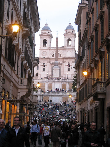 Shopping in Rome is an excellent adventure. Unique gifts and clothing are available in the boutiques.